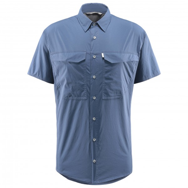 Haglöfs - Salo S/s Shirt - Overhemd