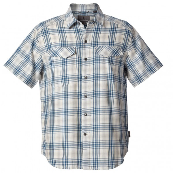 Royal Robbins - Merinolux Plaid S/S - Hemd