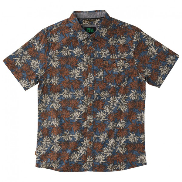 Hippy Tree - Agave Woven - Hemd