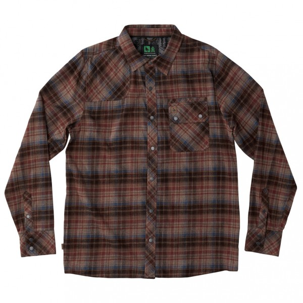 Hippy Tree - Piedmont Flannel - Hemd