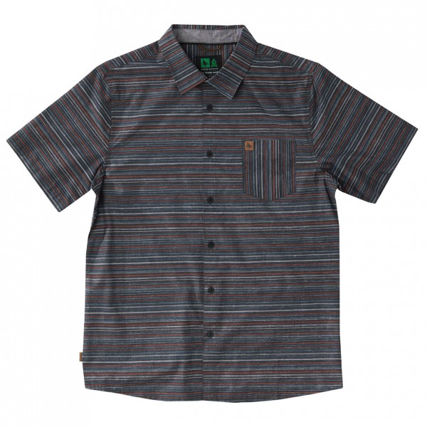 Hippy Tree - Pinline Woven - Skjorte