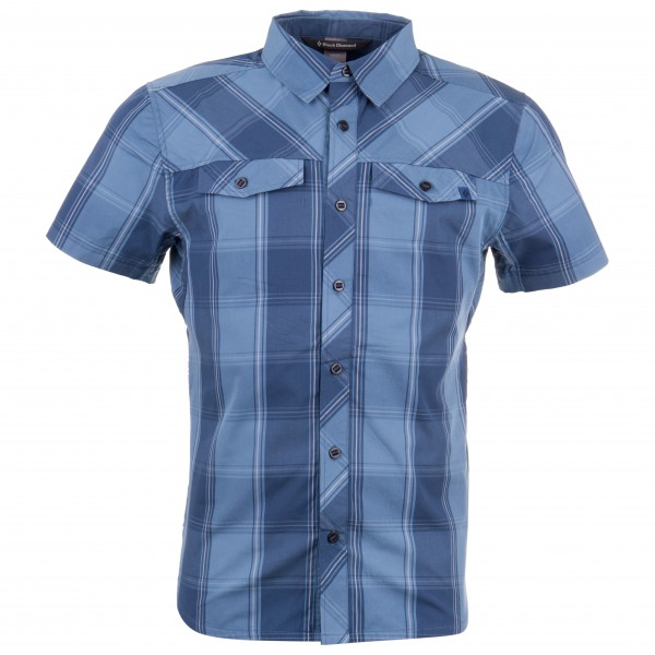 Black Diamond - S/S Technicican Shirt - Overhemd