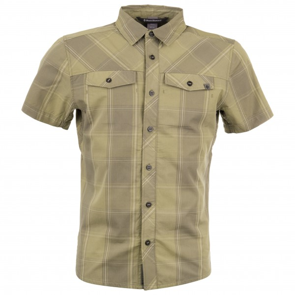 Black Diamond - S/S Technicican Shirt - Camisa