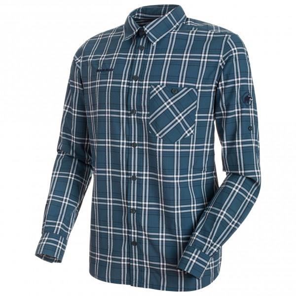 Mammut - Belluno Longsleeve Shirt - Overhemd