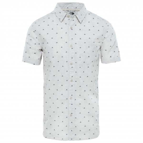 The North Face - S/S Baytrail Jacquard Shirt - Skjorte