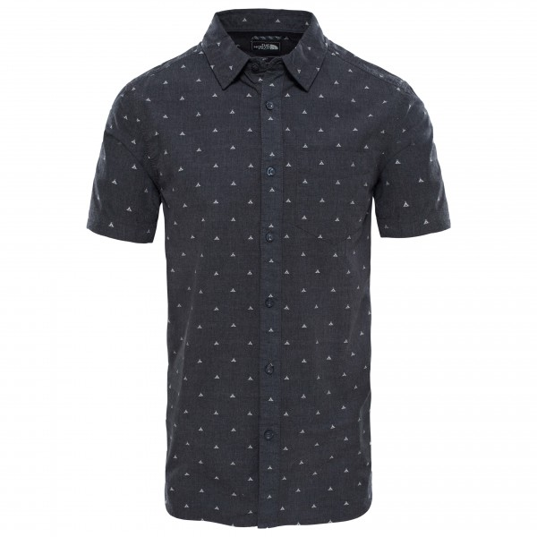 The North Face - S/S Baytrail Jacquard Shirt - Hemd