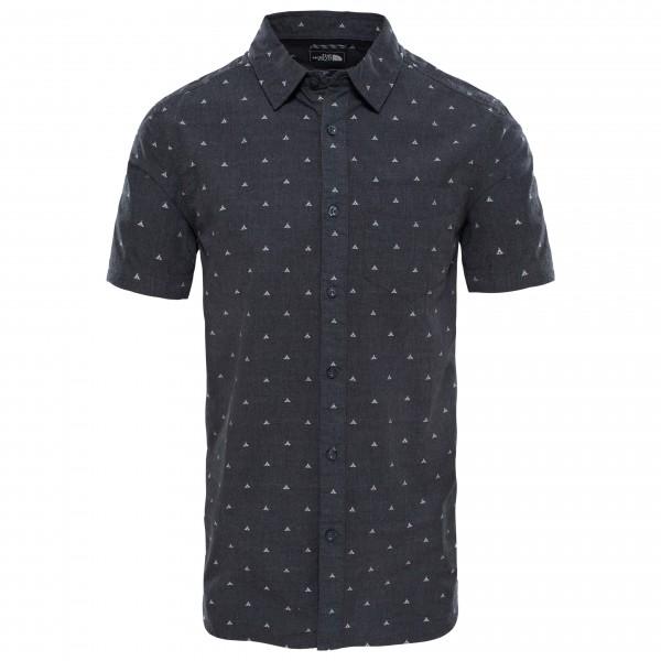 The North Face - S/S Baytrail Jacquard Shirt - Skjorta