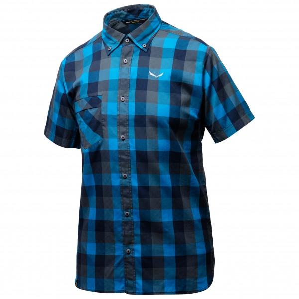Salewa - Puez Ecoya Dry S/S Shirt - Overhemd