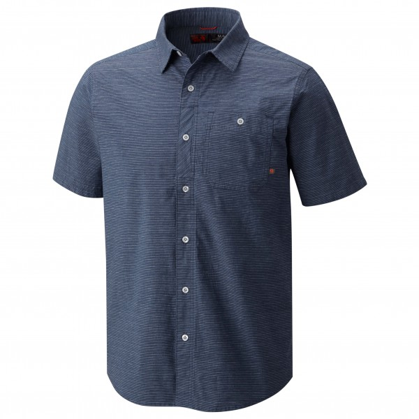 Mountain Hardwear - Franz Short Sleeve Shirt - Skjorte