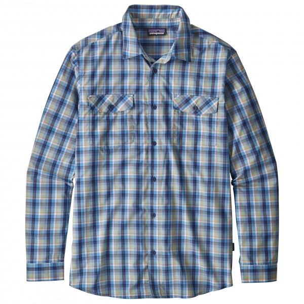 Patagonia - L/S High Moss Shirt - Hemd