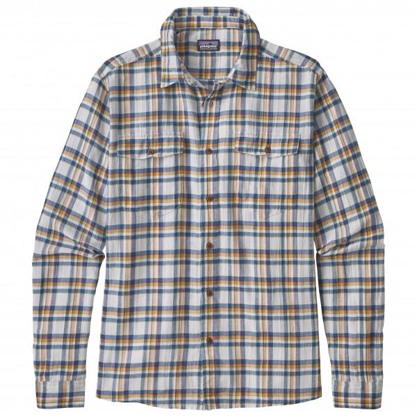 Patagonia - L/S Steersman Shirt - Overhemd