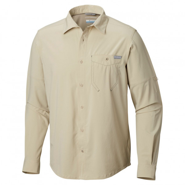 Columbia - Triple Canyon Solid Long Sleeve Shirt - Skjorta