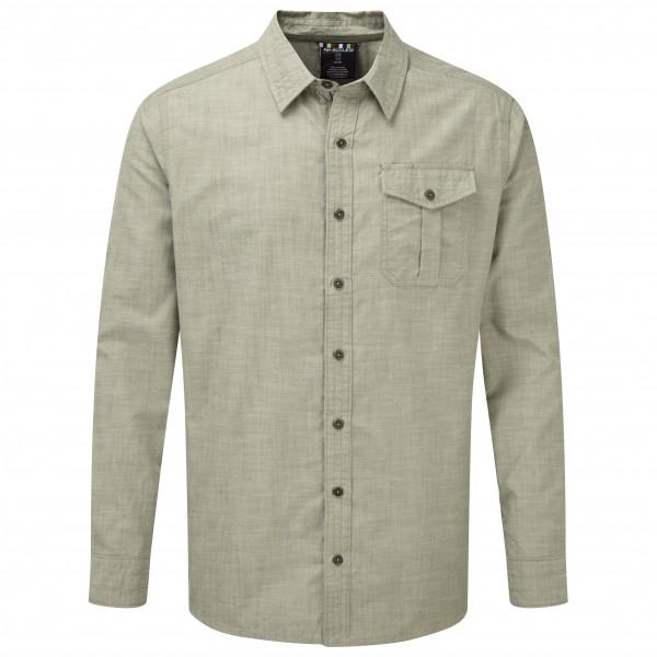 Sherpa - Lokta Long Sleeve Shirt - Shirt