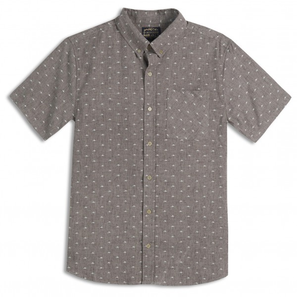 United By Blue - Mountain Print Button Down - Shirt