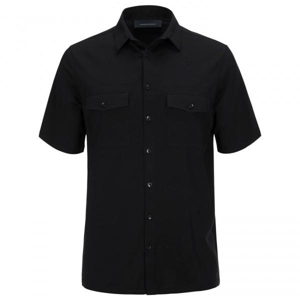 Peak Performance - Calm Army S/S Shirt - Skjorta