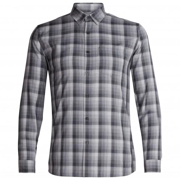 Icebreaker - Departure II L/S Shirt - Skjorte