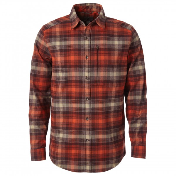 Royal Robbins - Merinolux Flannel L/S - Overhemd