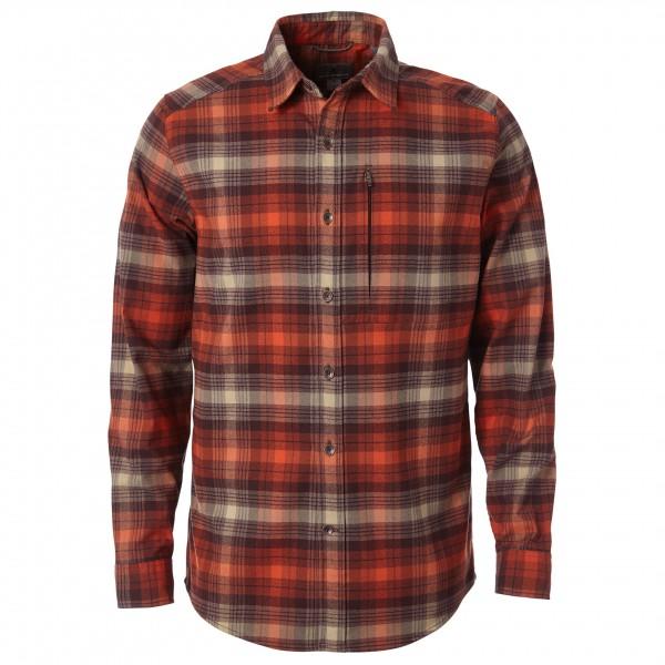 Royal Robbins - Merinolux Flannel L/S - Skjorte