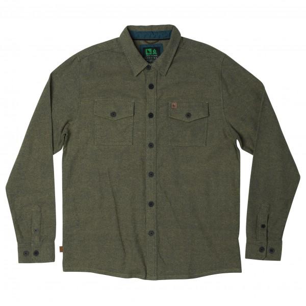 Hippy Tree - Longview Flannel - Skjorte