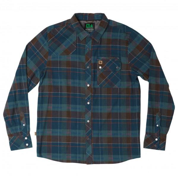 Hippy Tree - Newton Flannel - Skjorta
