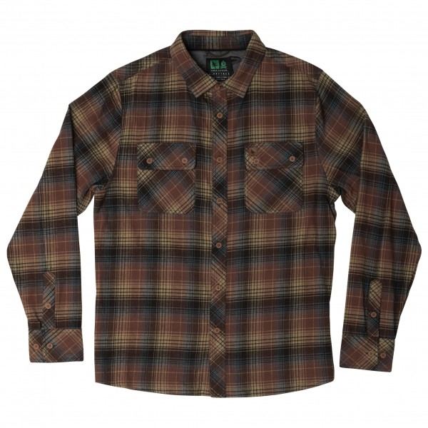 Hippy Tree - Sheldon Flannel - Paita