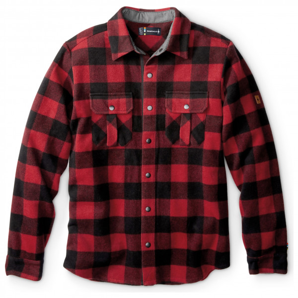 Smartwool - Anchor Line Shirt Jacket - Skjorta