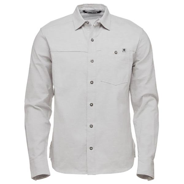 Black Diamond - L/S Flannel Modernist Shirt - Chemise