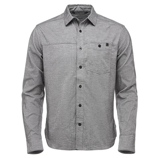Black Diamond - L/S Flannel Modernist Shirt - Camicia
