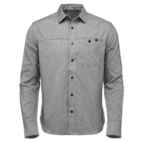 Black Diamond - L/S Flannel Modernist Shirt - Skjorta