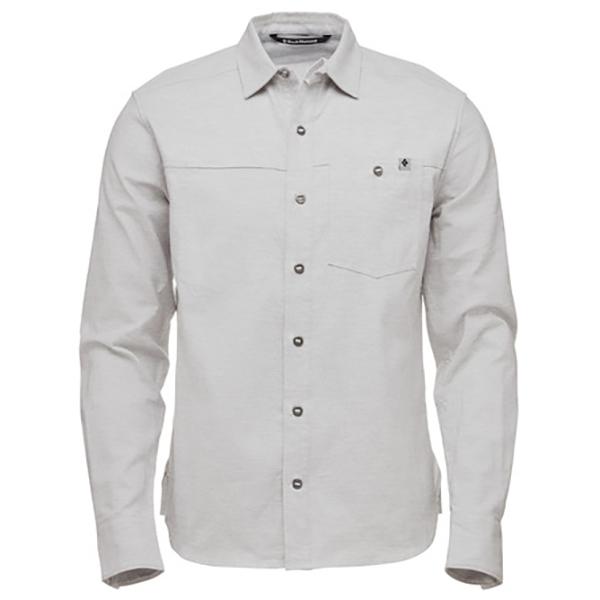 Black Diamond - L/S Flannel Modernist Shirt - Camisa
