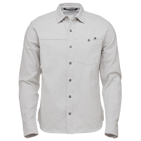 Black Diamond - L/S Flannel Modernist Shirt - Skjorte