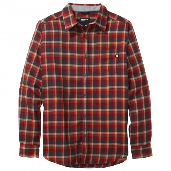 Fairfax Midweight Flannel L/S - Shirt