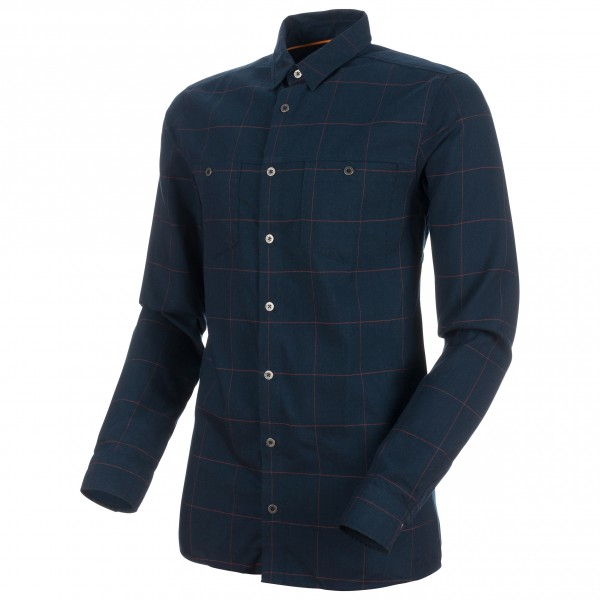 Mammut - Alvra Longsleeve Shirt - Skjorta