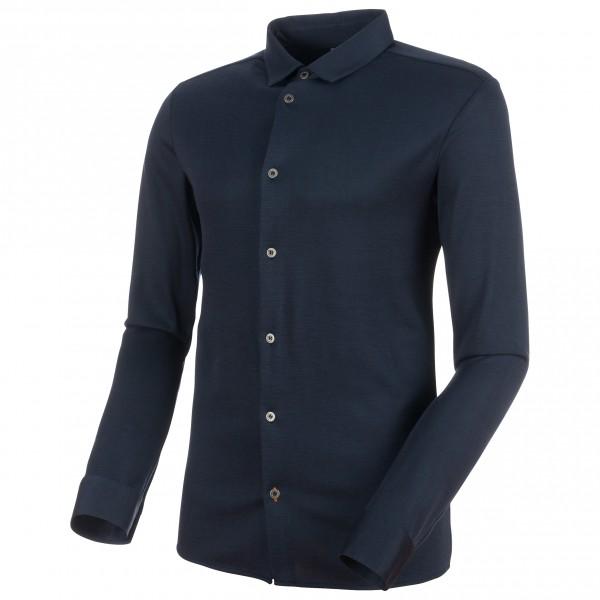 Mammut - Fedoz Longsleeve Shirt - Overhemd