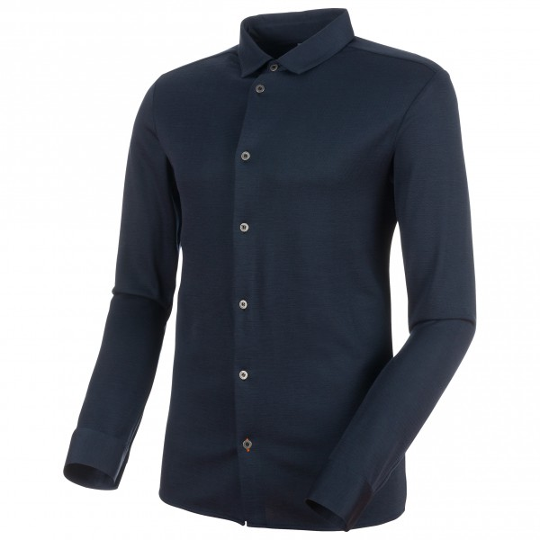 Mammut - Fedoz Longsleeve Shirt - Skjorta