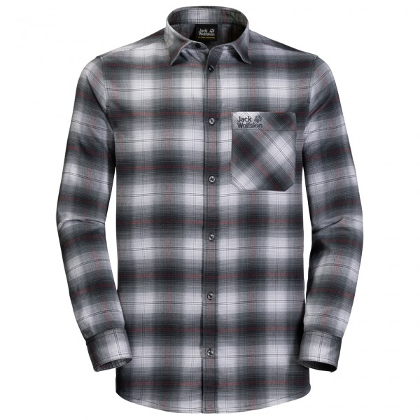 Jack Wolfskin - Light Valley Shirt - Skjorte