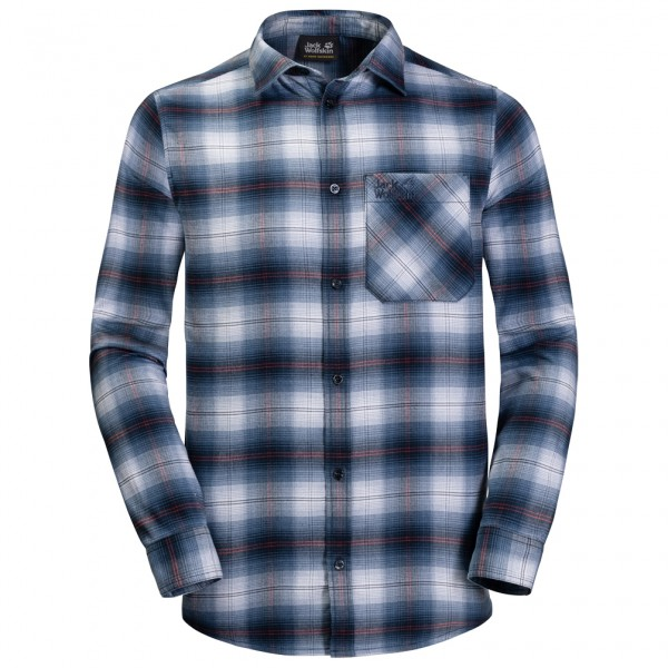 Jack Wolfskin - Light Valley Shirt - Skjorta