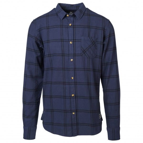 Rip Curl - Check It L/S Shirt - Skjorte