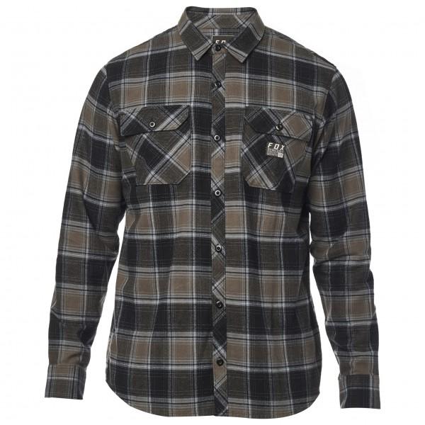 FOX Racing - Traildust Flannel - Skjorte