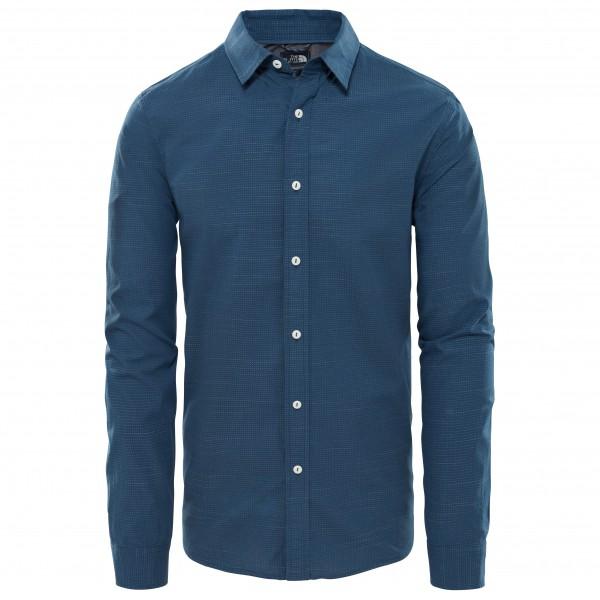 The North Face - L/S Dot Matrix Shirt - Paita