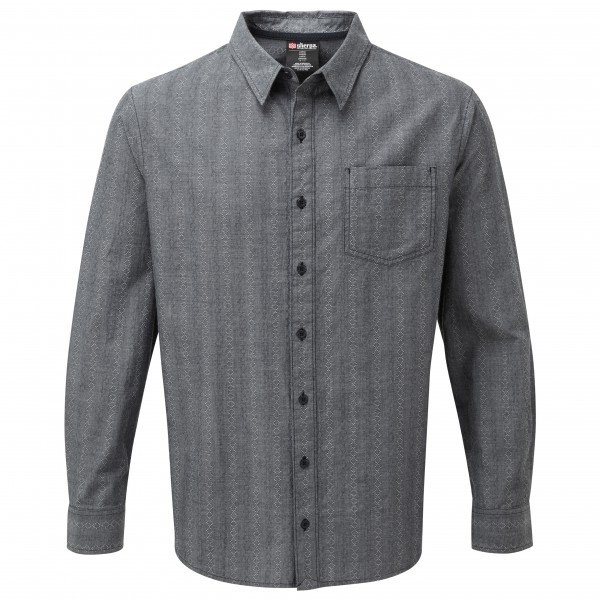 Sherpa - Arjun Long Sleeve Shirt - Skjorta