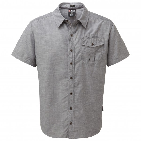 Sherpa - Lokta Short Sleeve Shirt - Overhemd
