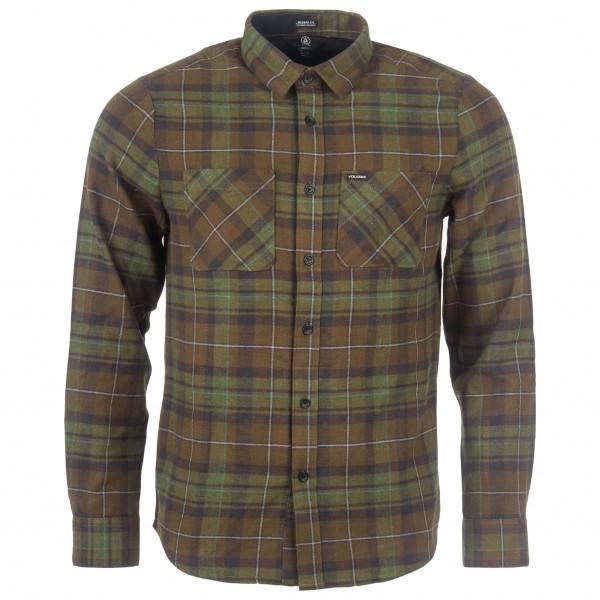 Volcom - Lumberg L/S Flannel - Camisa