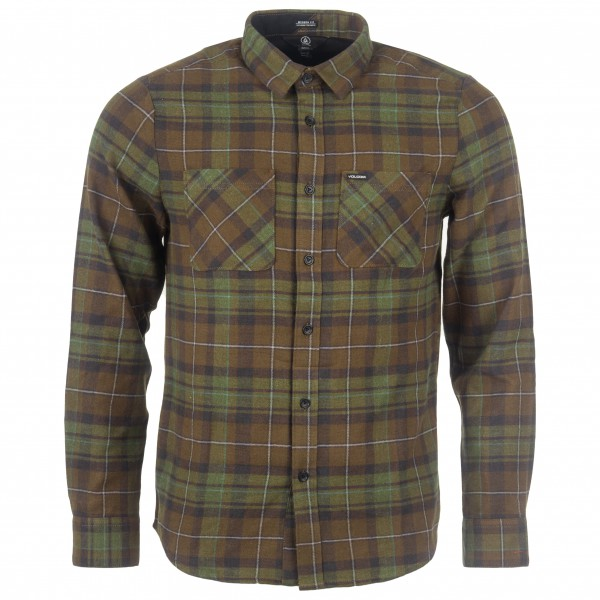 Volcom - Lumberg L/S Flannel - Shirt