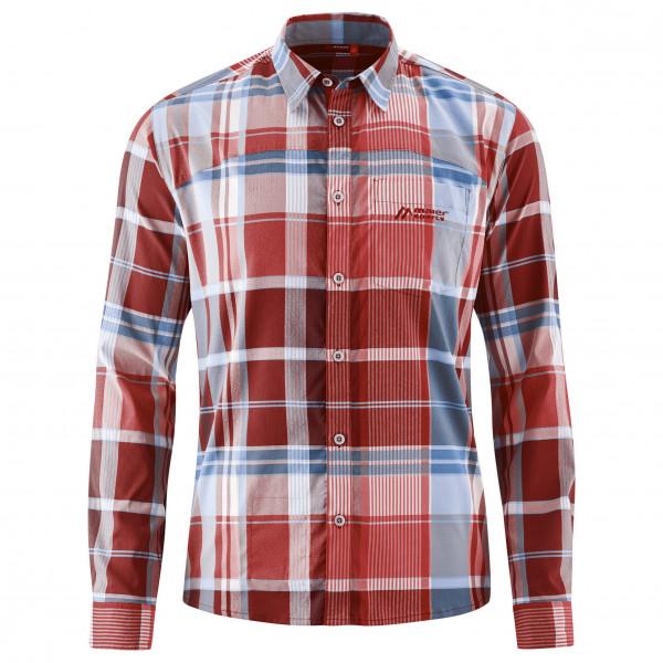 Maier Sports - Errki L/S - Overhemd
