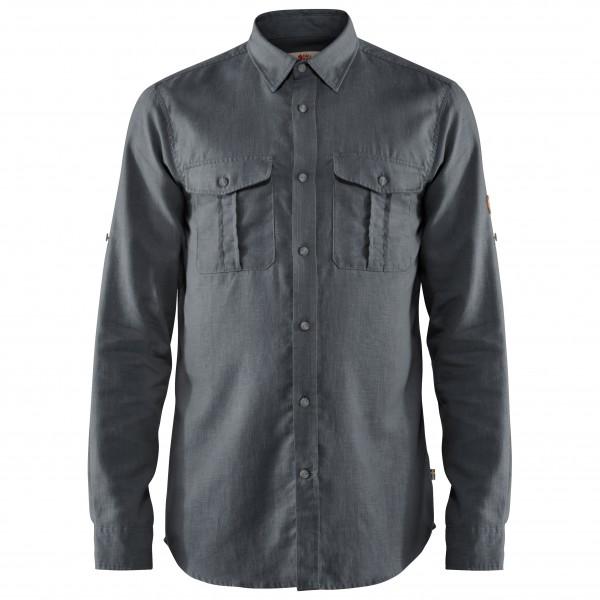 Fjällräven - Övik Travel Shirt L/S - Skjorte