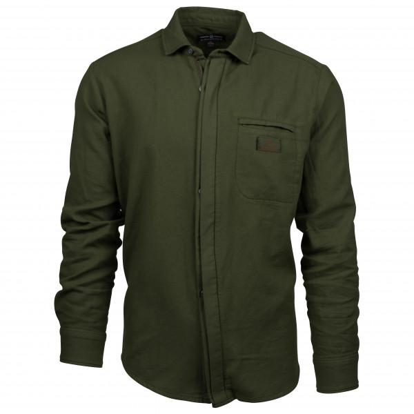 Amundsen Sports - Vagabond Shirt Garment Dyed - Skjorta