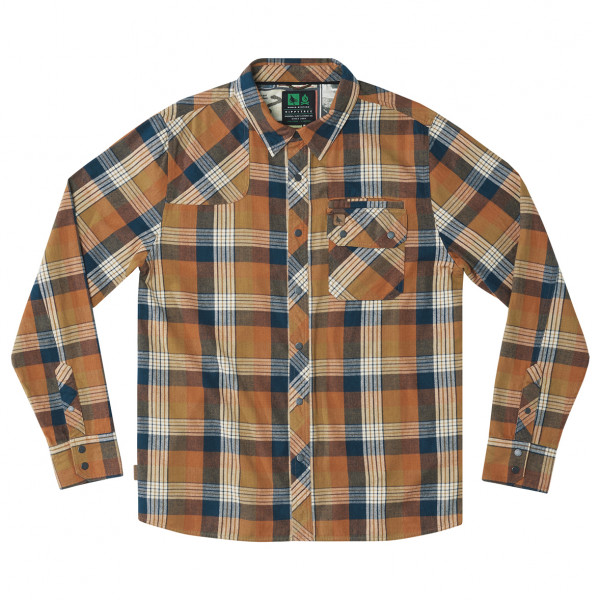 Hippy Tree - Loma Flannel - Paita