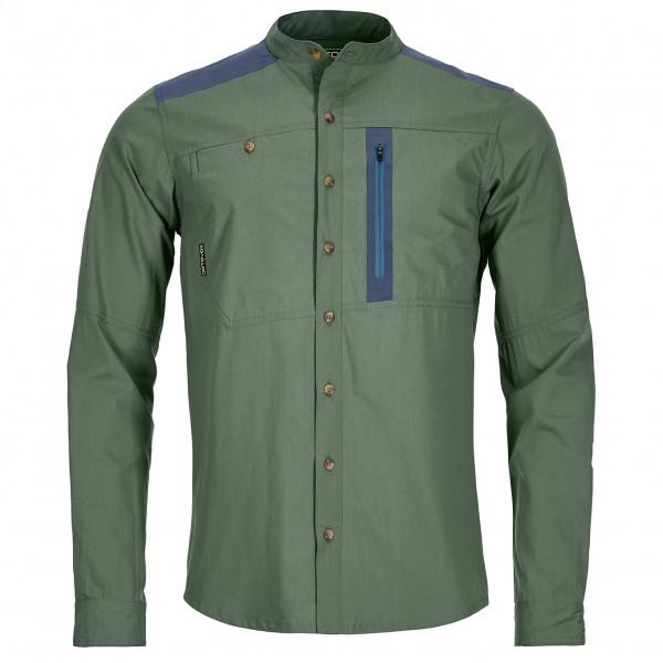 Ortovox - Merino Ashby Shirt L/S - Overhemd