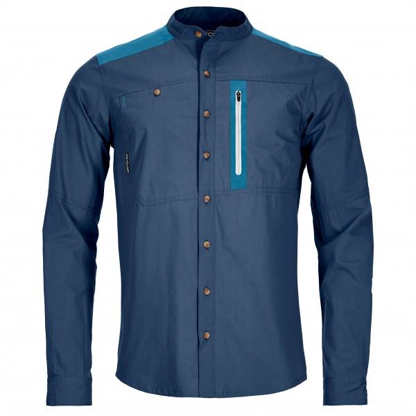 Ortovox - Merino Ashby Shirt L/S - Skjorte